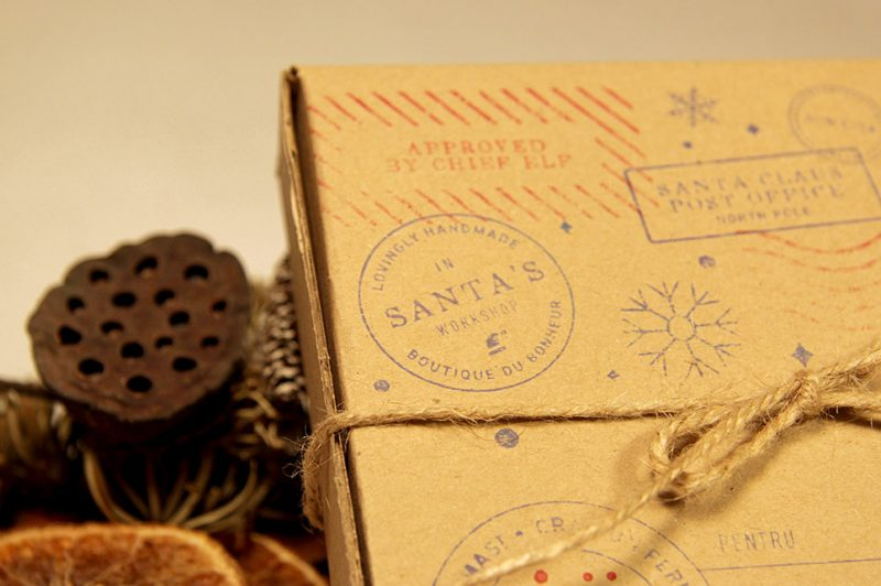Ornament de brad-Holly, jolly Christmas