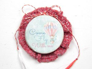 Brotisor Chic&Shabby-Fly with me