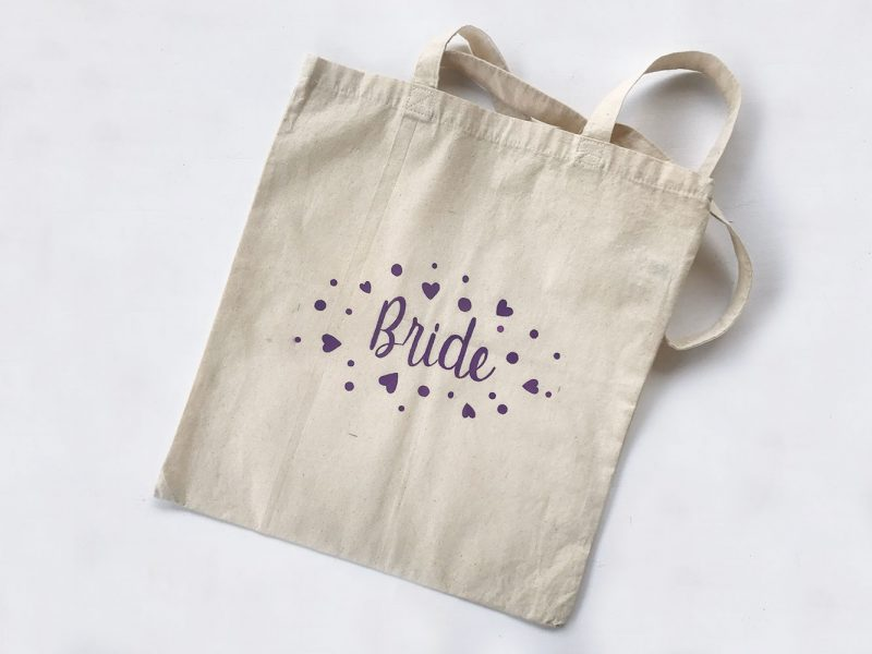 Plasuta bumbac pictata manual - Bride
