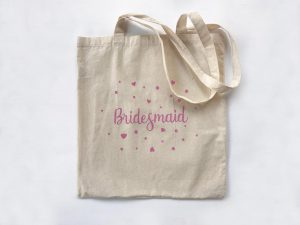Plasuta bumbac pictata manual - Bridesmaid