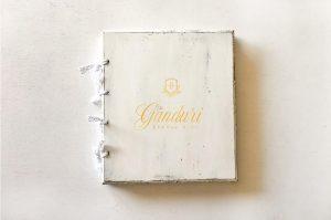 Guestbook personalizat-Ganduri pentru miri