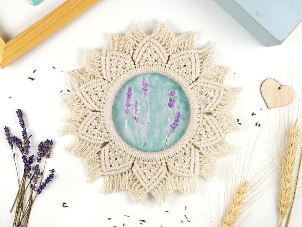 produs handmade boho sun